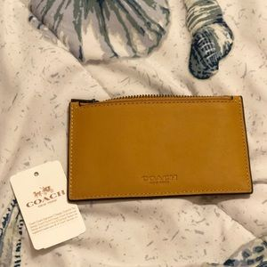 COACH   handy women's wallet/card holder